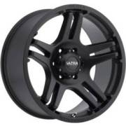 Ultra 264 Bully Satin Black Wheels