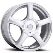 Ultra Wheels Alpine Brilliant Silver
