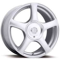 Ultra Wheels Alpine Brilliant Silver