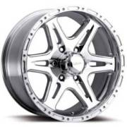 Ultra Wheels Badlands 207/208 Polished