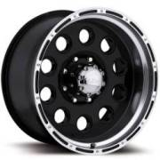 Ultra Wheels Baja Champ 185B Gloss Black Machined