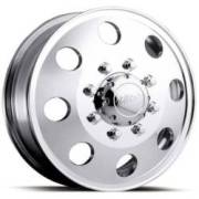 Ultra Wheels Dualie 002 Polished Front