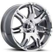 Ultra Wheels Gauntlet 237/238 Chrome