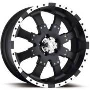 Ultra Wheels Goliath 223/224 Matte Black Machined