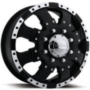 Ultra Wheels Goliath Dualie 023 Black Front