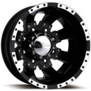Ultra Wheels Goliath Dualie 023 Black Rear