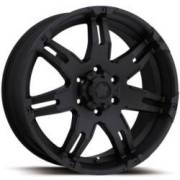 Ultra Wheels Gauntlet 237/238 Matte Black