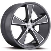 Ultra Wheels Hustler 431 Anthracite Machined