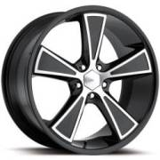 Ultra Wheels Hustler 431 Gloss-Black Machined
