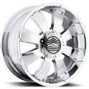 Ultra Wheels Mako 243 Semper Fi Chrome
