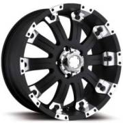 Ultra Wheels Mammoth 227/228 Black Machined