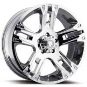 Ultra Wheels Maverick 234/235 Chrome