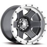 Ultra Wheels Nomad 173/174 Deep Anthracite