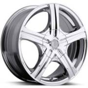 Ultra Wheels Slalom 404 Chrome