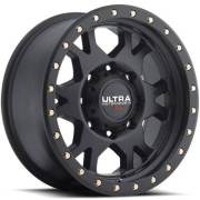 Ultra Wheels x102 Extreme Satin Black