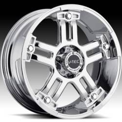 V-TEC 394 Warlord Chromewith Exposed Lugs