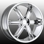 Versante 205 6 Spoke Chrome