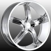 Versante 218 5 Spoke Chrome