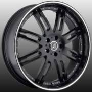 Versante 224 Blk Machined