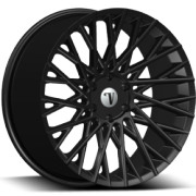 Velocity VW16 Black Wheels