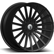 Velocity VW17B Black Wheels