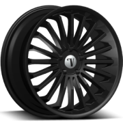 Velocity VW18 Black Wheels