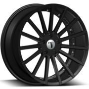 Velocity VW17A Black Wheels