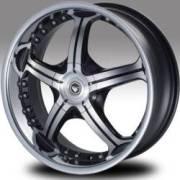 Velox jr 2 Machined Black
