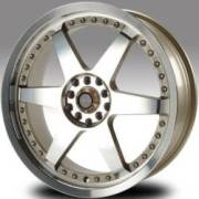Velox Vx-Nova Machined Gold