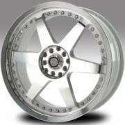 Velox Vx-Nova Machined Silver