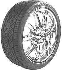 Venezia Crusade SUV Tire