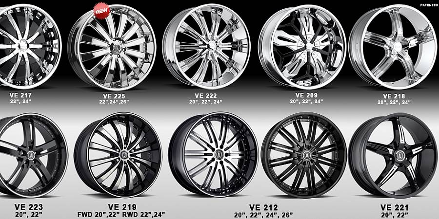 Versante' Wheels