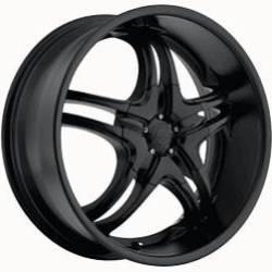 VooDoo 414- Black