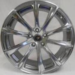White Diamond 1026 Silver Wheels