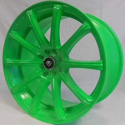 White Diamond 3195 Green