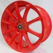 White Diamond 3195 Red Wheels