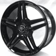 White Diamond 5055 Black Wheels