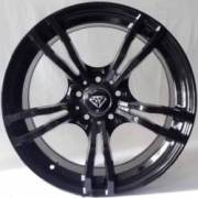 White Diamond 5106 Black Wheels