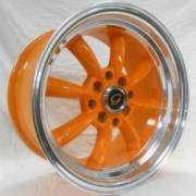 White Diamond 8014 Orange