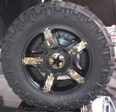 Rockstar Wheels By Kmc Wheels