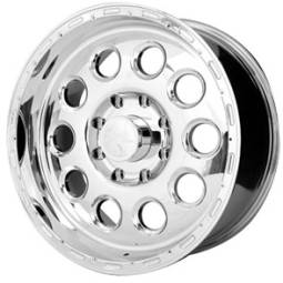 XPower 668 Polished Wheels