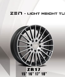 zen light weight tuner racing wheels